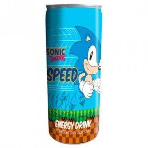 Sonic Speed Energy Drink