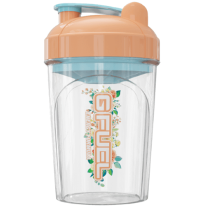 G FUEL - THE CORAL FLORAL SHAKER