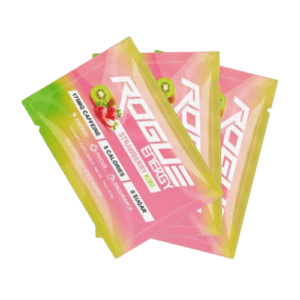 Rogue Energy - Strawberry kiwi 3 pack