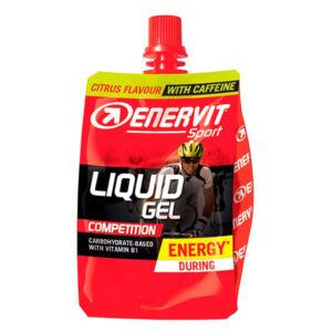 Enervit - Sport - Liquid Gel Competition - Citrus m. Koffein - 60ml