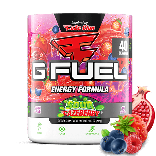G Fuel - Sour FaZeberry