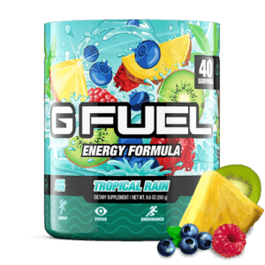 G Fuel - Tropical rain