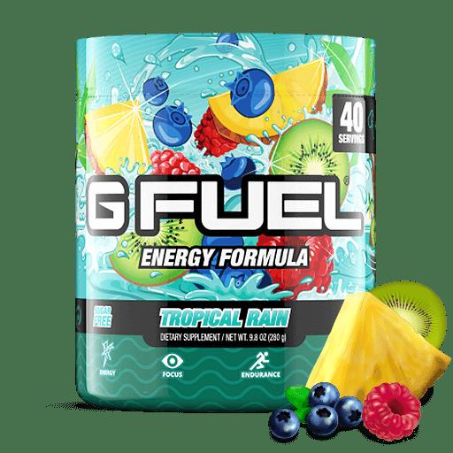 G Fuel - Tropical rain