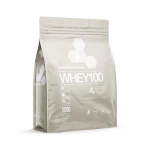 LinusPro Nutrition WHEY100 Proteinpulver Vanilla 1000g