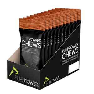 PurePower Cola Chews 12 x 40 g