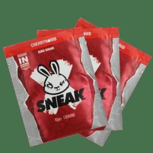Sneak - CHARRY BOMB 3 PACK