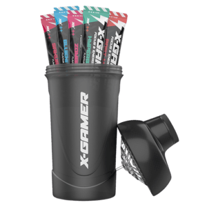 X-Gamer 5.0 Black Shaker bundle