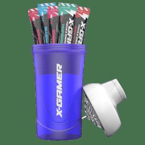 X-Gamer 5.0 Glacial Shaker bundle