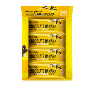 Bodylab Protein Bar Chocolate Banana 12x55g
