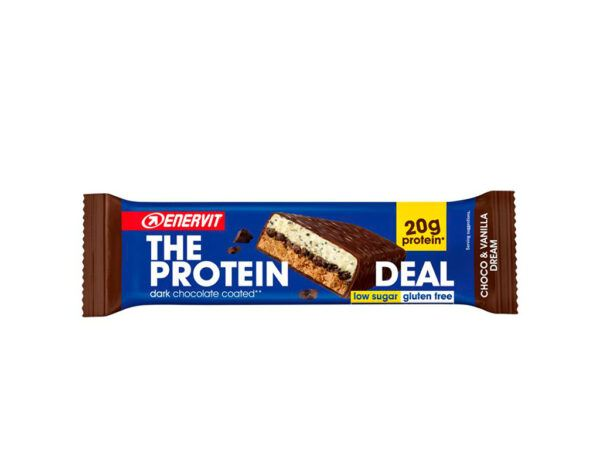 Enervit - The Protein Deal - Bar - Choco vanilla - 55g