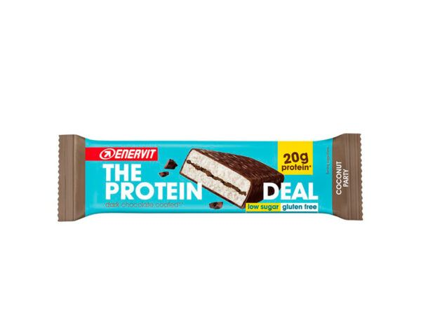 Enervit - The Protein Deal - Bar - Coconut - 55g