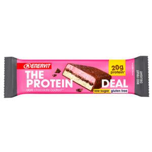 Enervit - The Protein Deal - Bar - Red Fruit - 55g