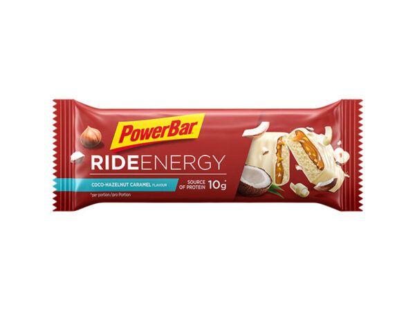 Powerbar Ride - Kokos Hasselnød Caramel - 55 gram