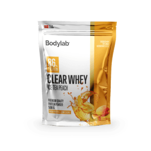 BodyLab Clear Whey Ice Tea Peach (500g)