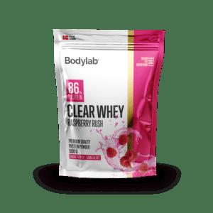 BodyLab Clear Whey Rasberry Rush (500g)