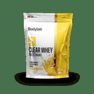 BodyLab Clear Whey Sweet Orange (500g)
