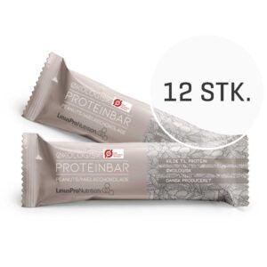 LinusPro Økologisk Proteinbar 12 stk. (Peanut, 55 g)