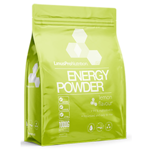 Linuspro Energy Powder Lemon 1000 g