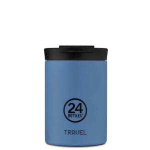24 Bottles - Travel Tumbler 0,35 L - Powder Blue (24B622)