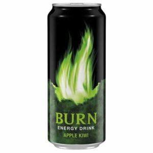 Burn Apple Kiwi Energy Drink