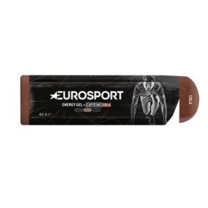 Eurosport Nutrition - Cola - Energy Gel - Med Koffein - 40 g