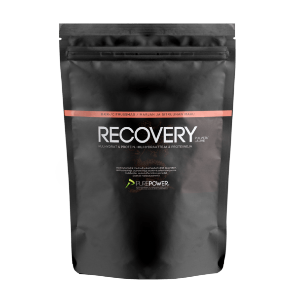 Recovery Bær/Citrus 1 kg