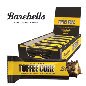Barebells Core Protein Bar - Toffee (18x 35g)