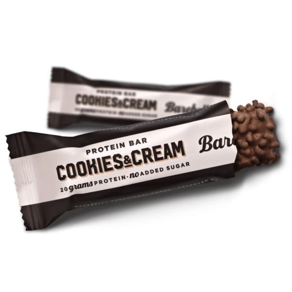 Barebells Protein Bar Cookies & Cream (55g)