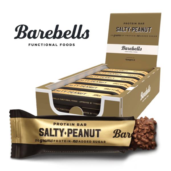 Barebells Protein Bar Salty Peanut (12x 55g)