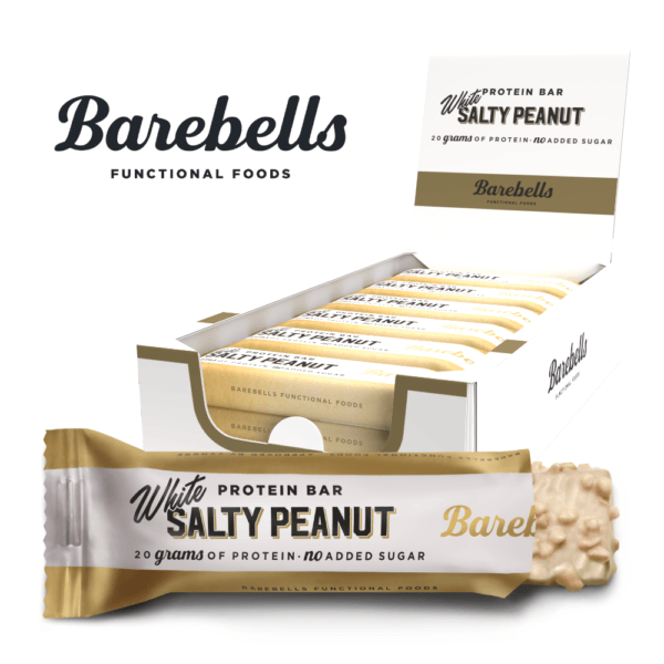 Barebells Protein Bar White Salty Peanut (12x 55g)