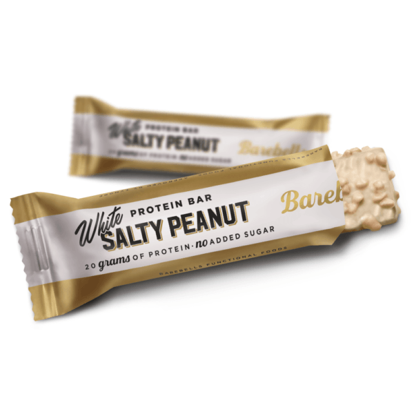 Barebells Protein Bar White Salty Peanut (55g)