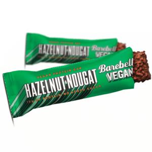 Barebells Vegan Protein Bar - Hazelnut & Nougat (55g)