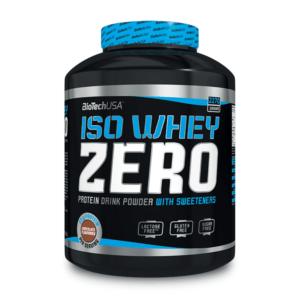 BioTechUSA Iso Whey Zero (2270g)