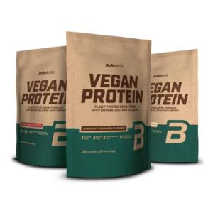 BioTechUSA Vegan Protein 500g