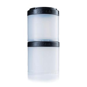 Blender Bottle Expansion Pak 2x250cc - Black Clear