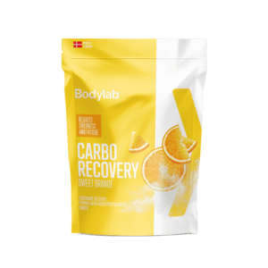 Bodylab Carbo Recovery (500 g) - Sweet Orange