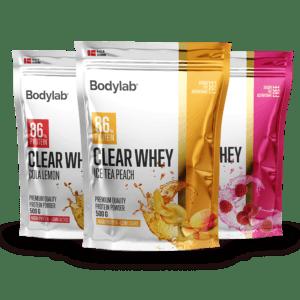 Bodylab Clear Whey 500g