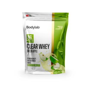 Bodylab Clear Whey 500g-Green Apple (NYHED)