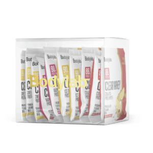 Bodylab Clear Whey Box (15 x 30 g)