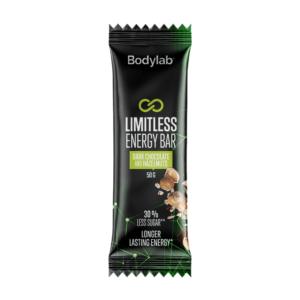 Bodylab Limitless Bar - Dark Chocolate & Hazelnuts (50g)