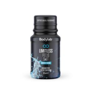 Bodylab Limitless Focus Shot - Energy Drink (60ml)