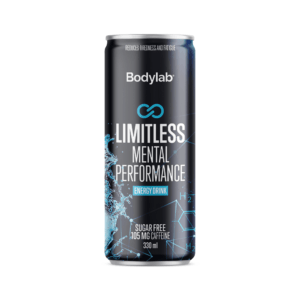 Bodylab Limitless Mental Performance - Energy Drink (330ml)