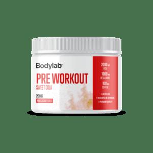 Bodylab Pre Workout (200 g) - Sweet Cola