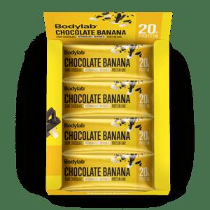 Bodylab Protein Bar (12 x 55 g) - Chocolate Banana