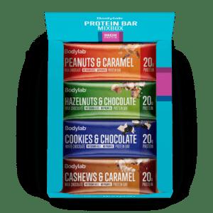 Bodylab Protein Bar (12 x 55 g) - Mix Box