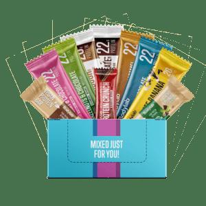 Bodylab Protein Bar Mix Box