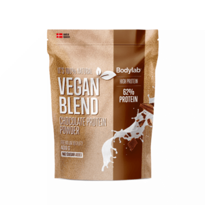 Bodylab Vegan Blend Protein Powder 400g-Chocolate