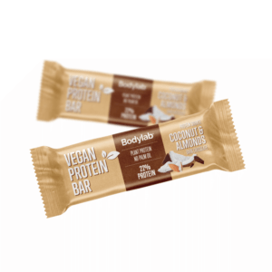 Bodylab Vegan Protein Bar - Coconut & Almonds 40g