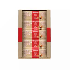Bodylab Vegan Protein Bar - Peanuts & Caramel 20x 40g