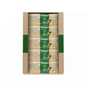 Bodylab Vegan Protein Bar - Pistachio & Peanuts 20x 40g